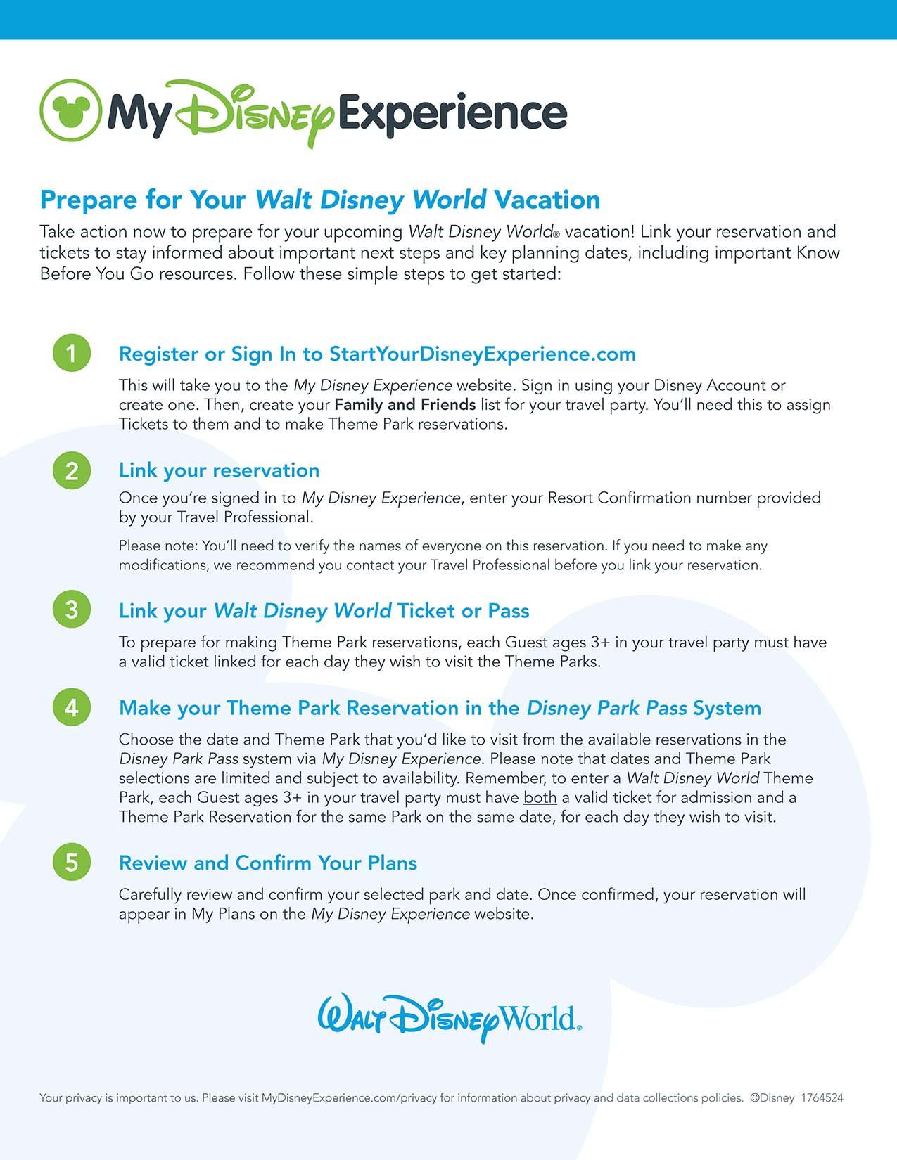 12.17 ITT Disney World Flyer Page 2