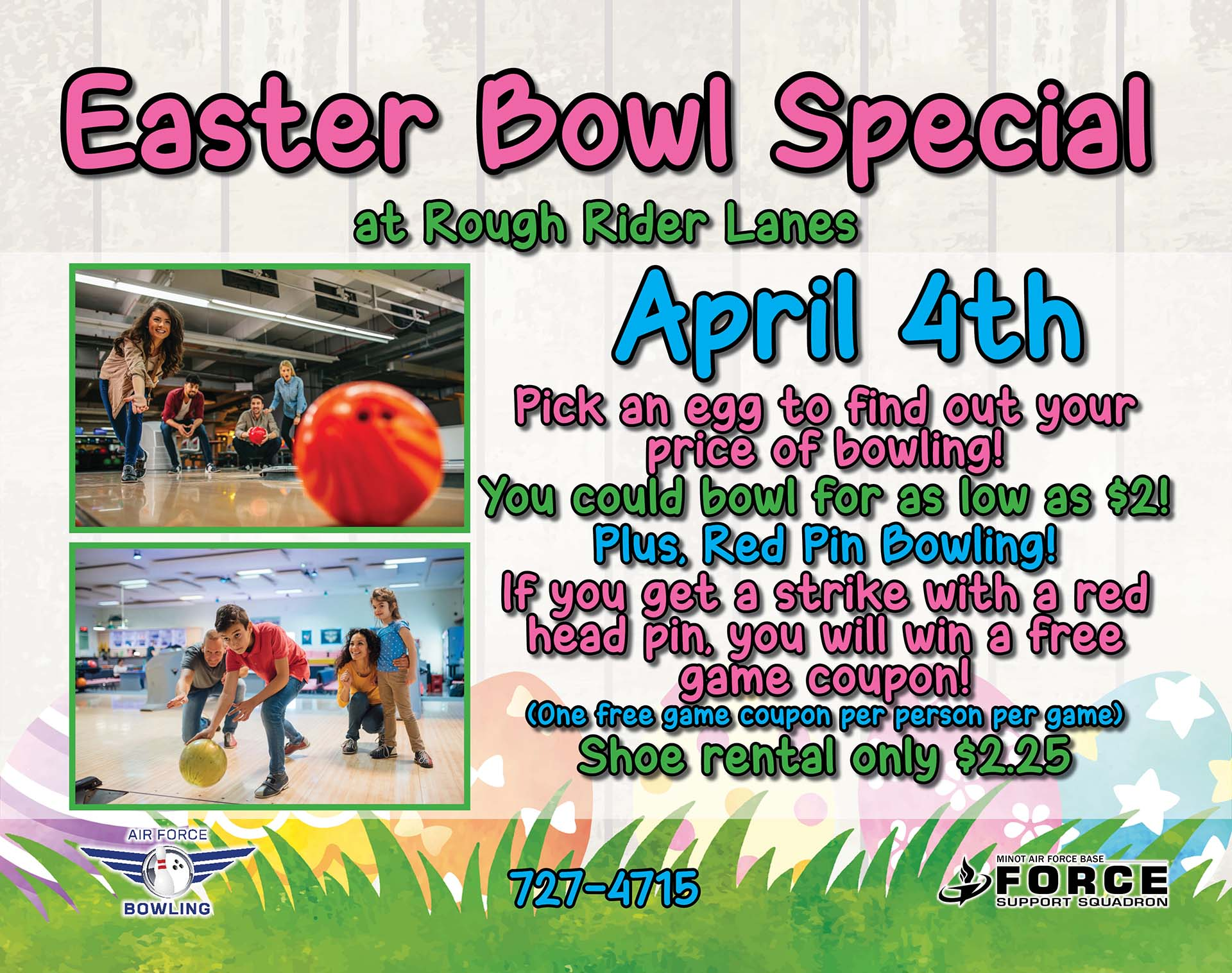 Easter Bowl Special