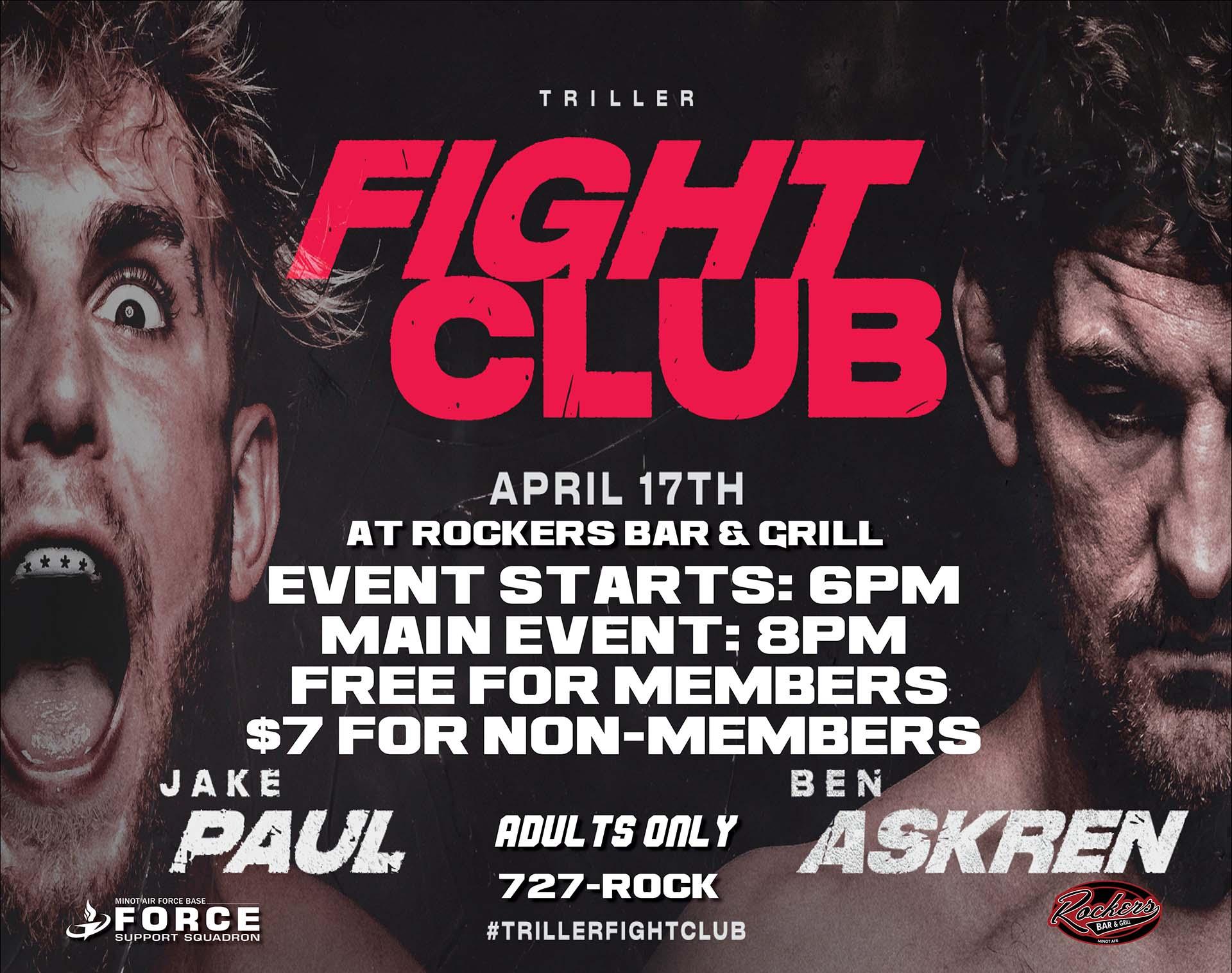 Fight Club: Jake Paul vs Ben Askren
