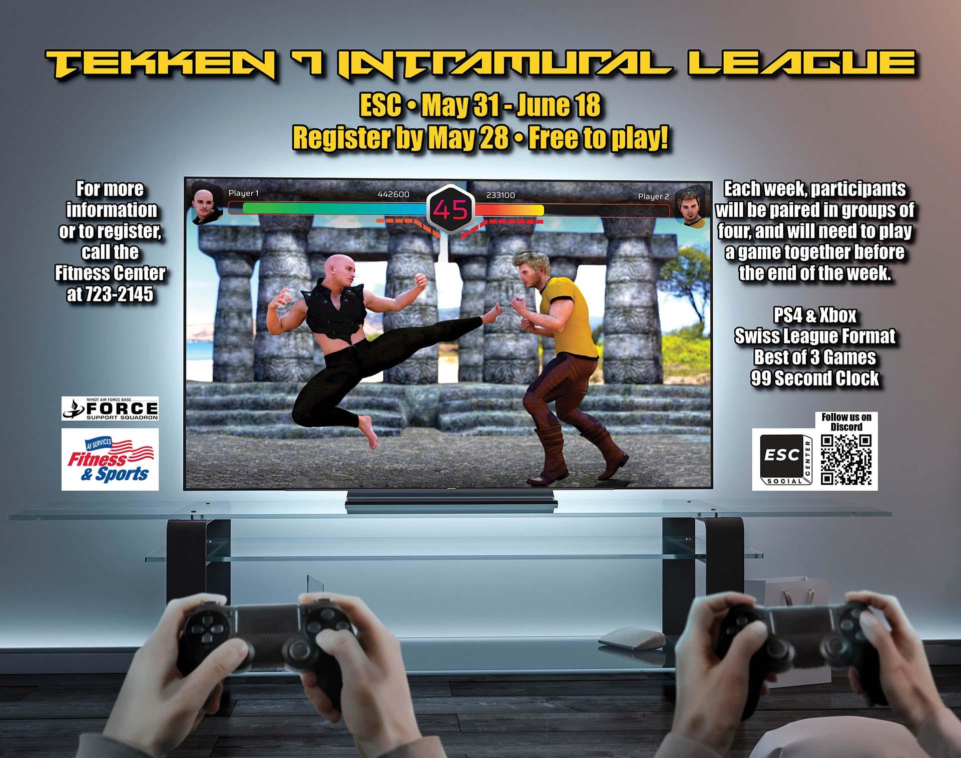 Tekken 7 Intramural League