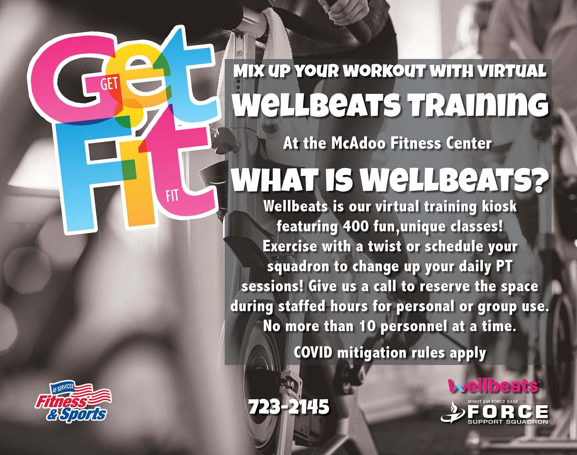 Fitness - Wellbeats - April 2021
