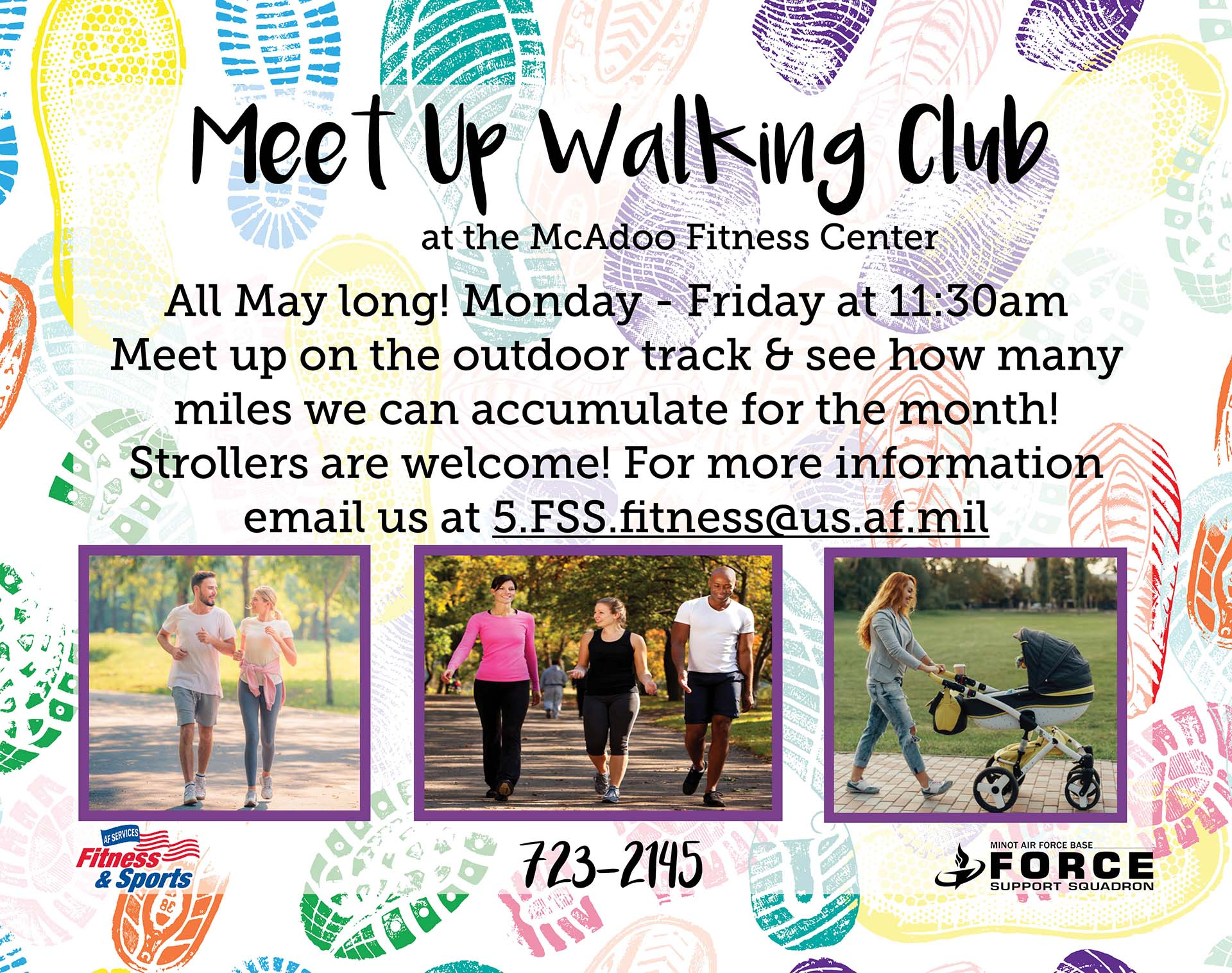 Meet Up Walking Club
