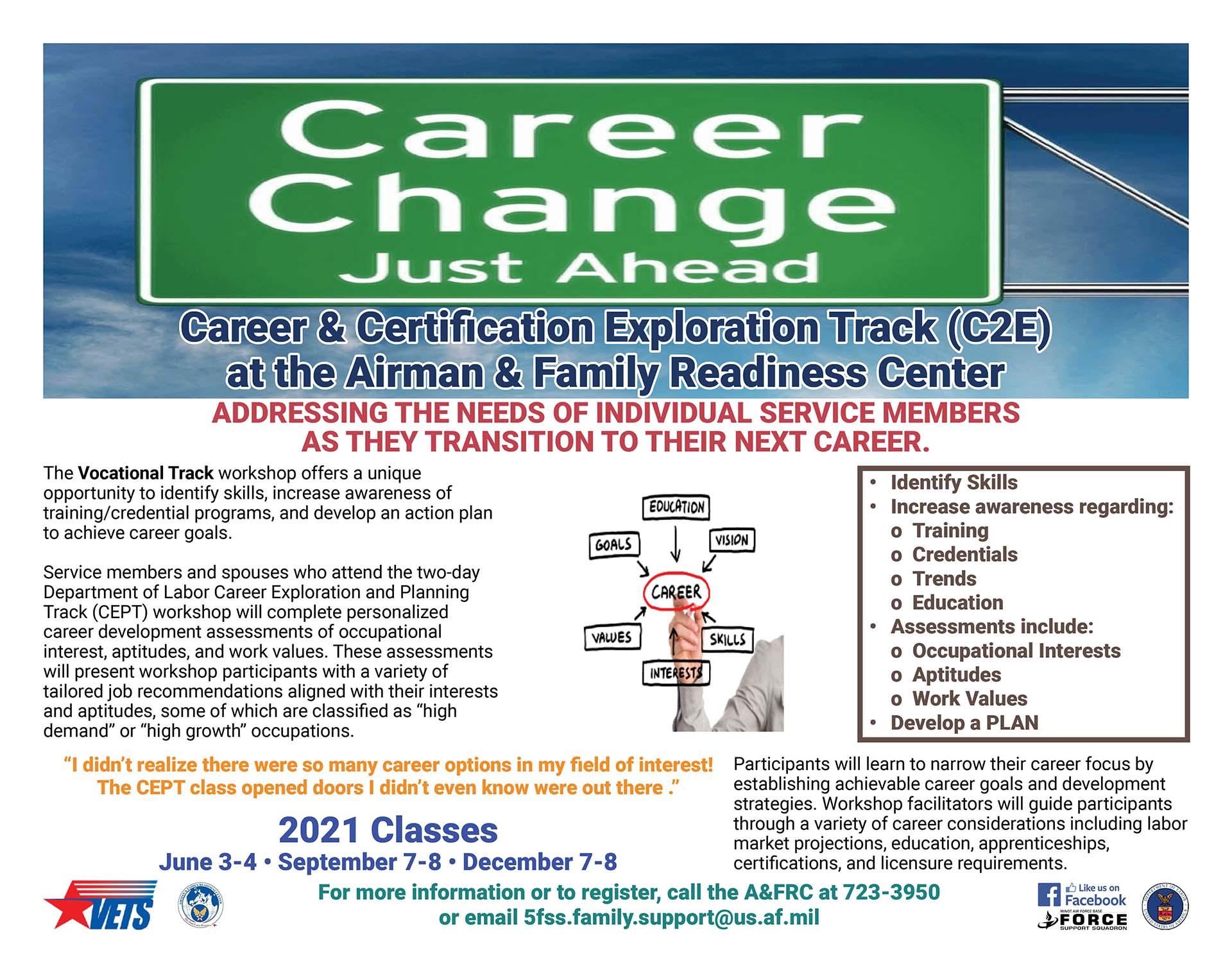 Career & Certification Exploration Track