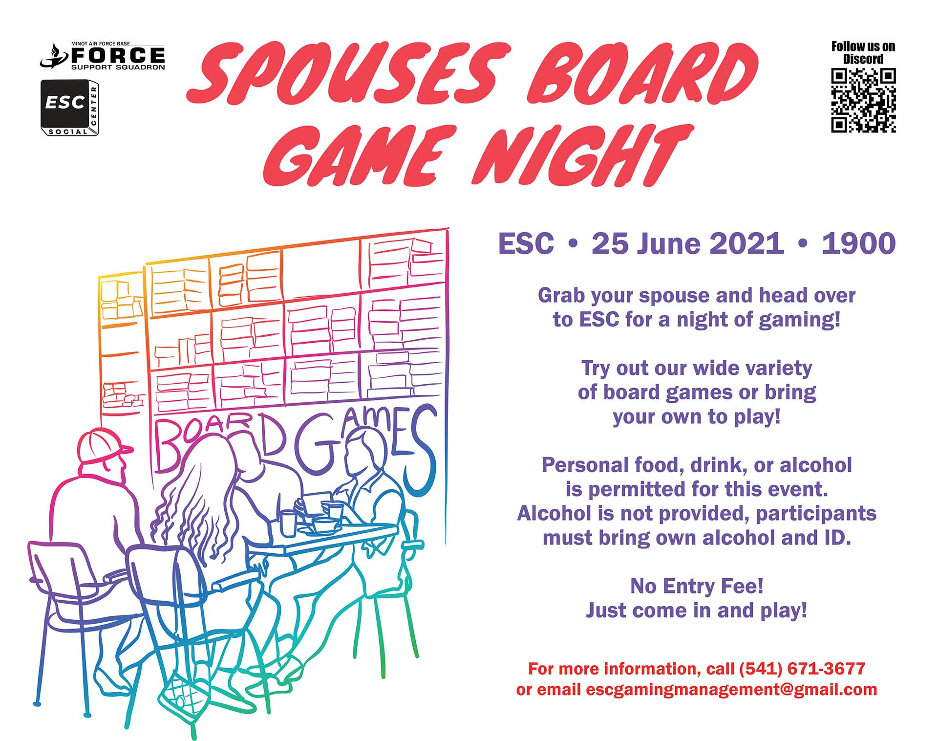 Spouses Board Game Night
