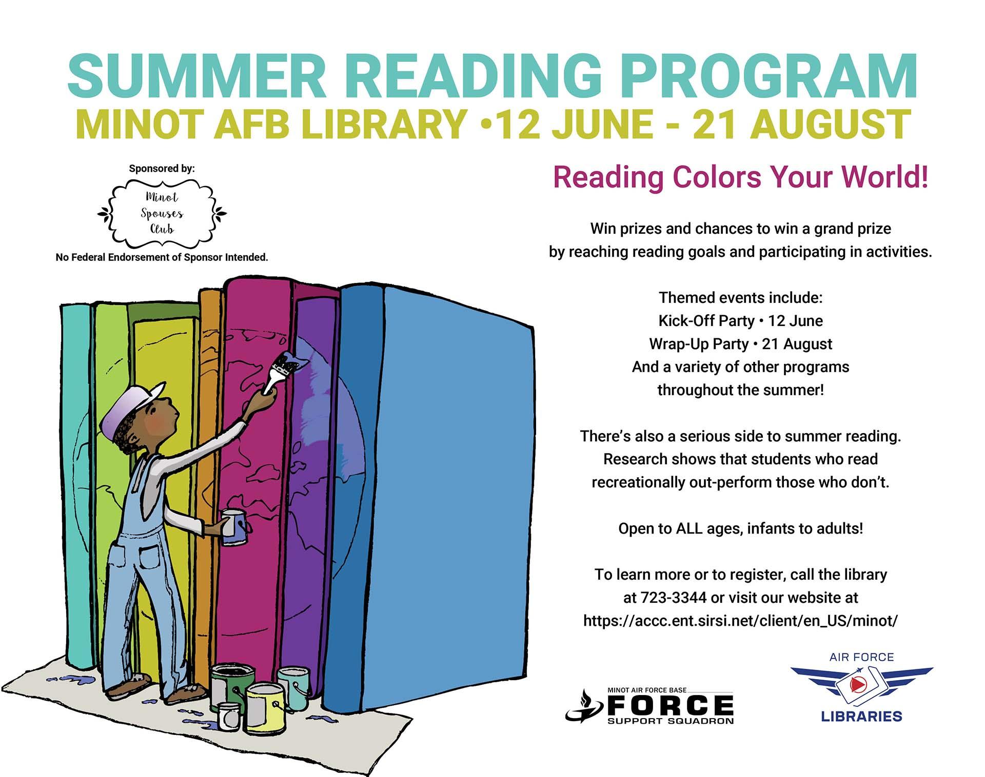 Summer Reading Program Ends