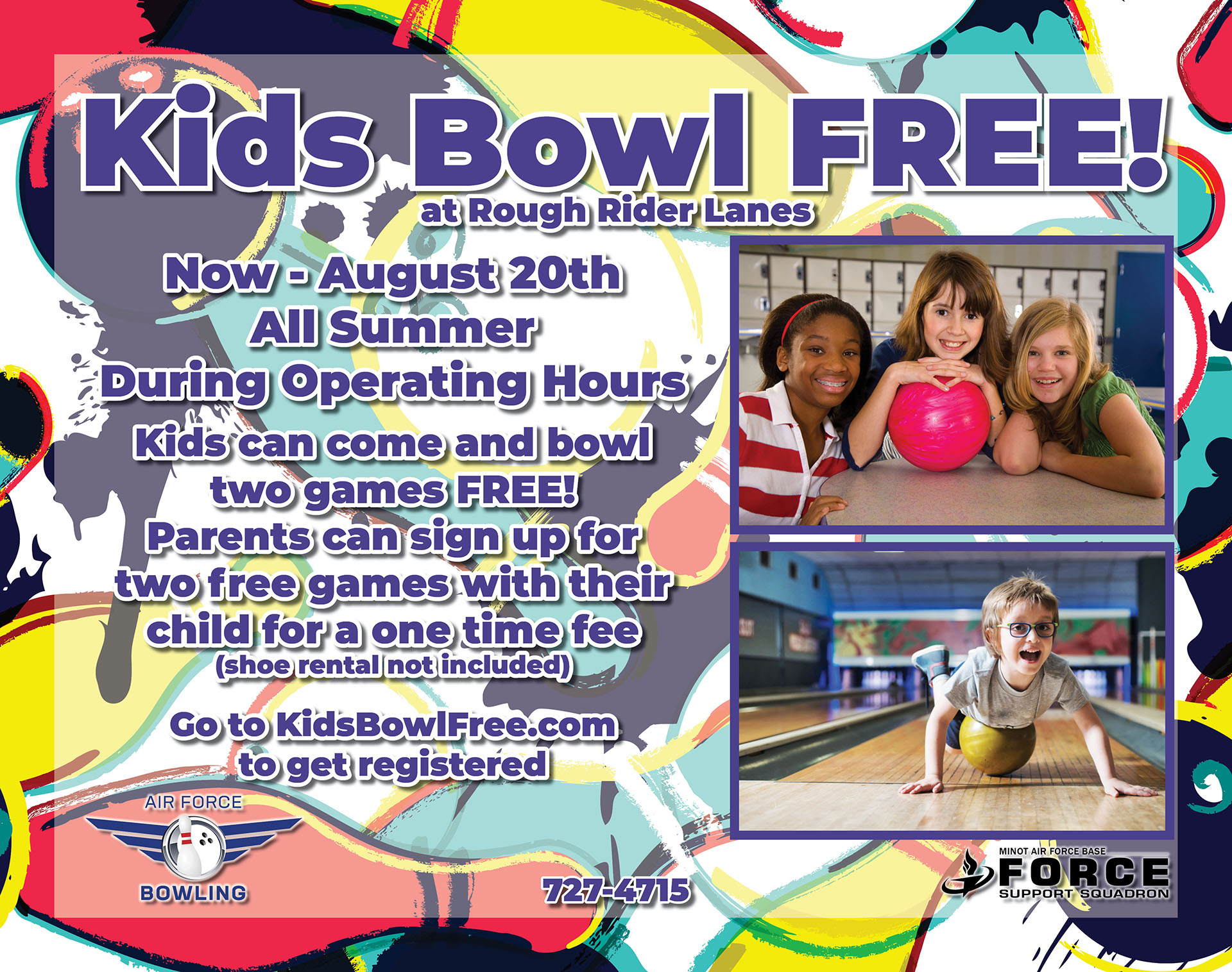 Kids Bowl Free Continues