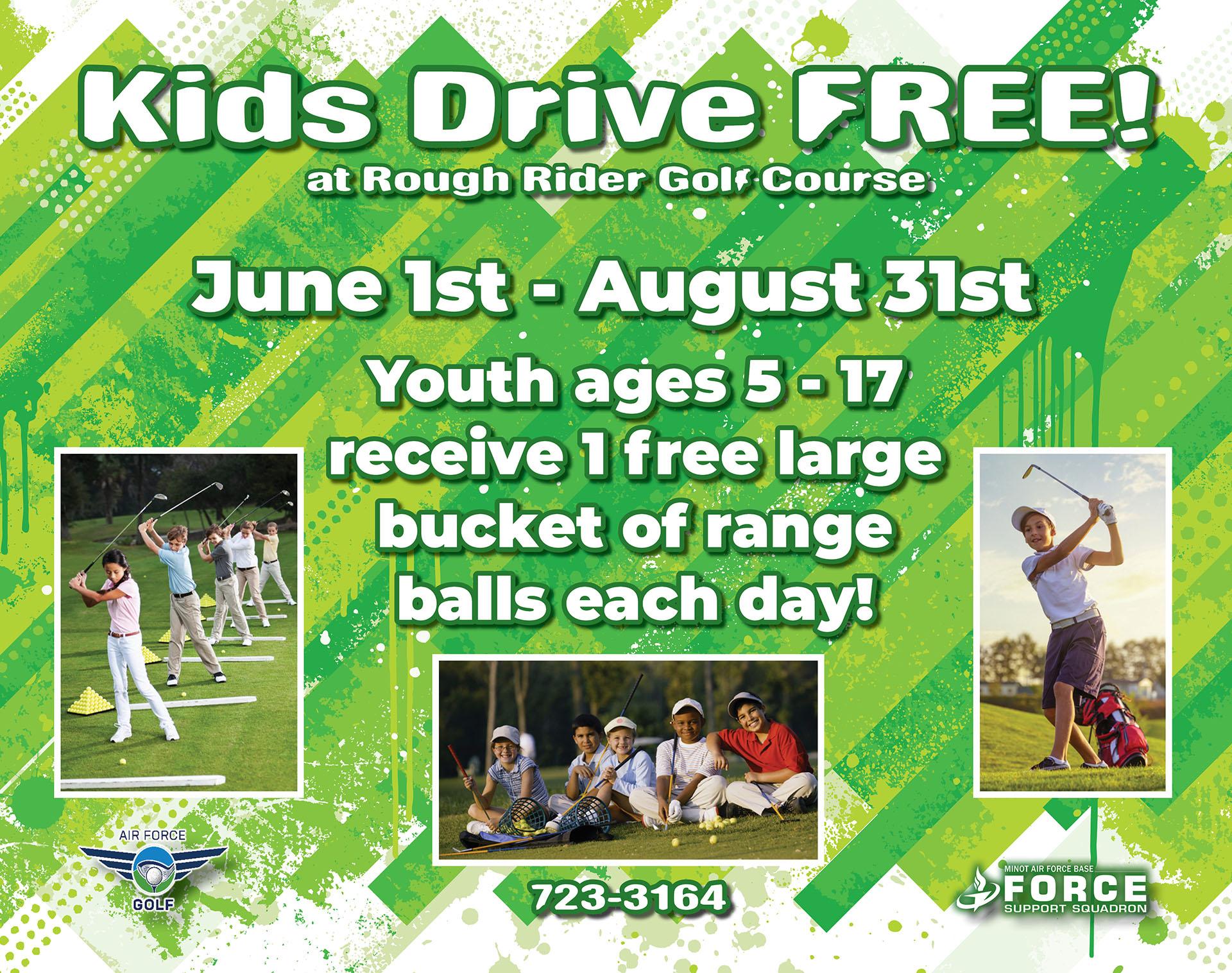 Kids Drive FREE Begins