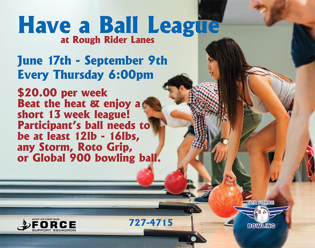 """Have A Ball"" League"
