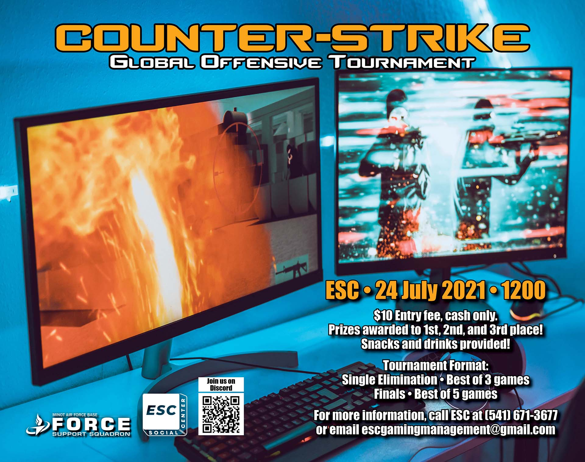 Counter-Strike Global Offensive Tournament