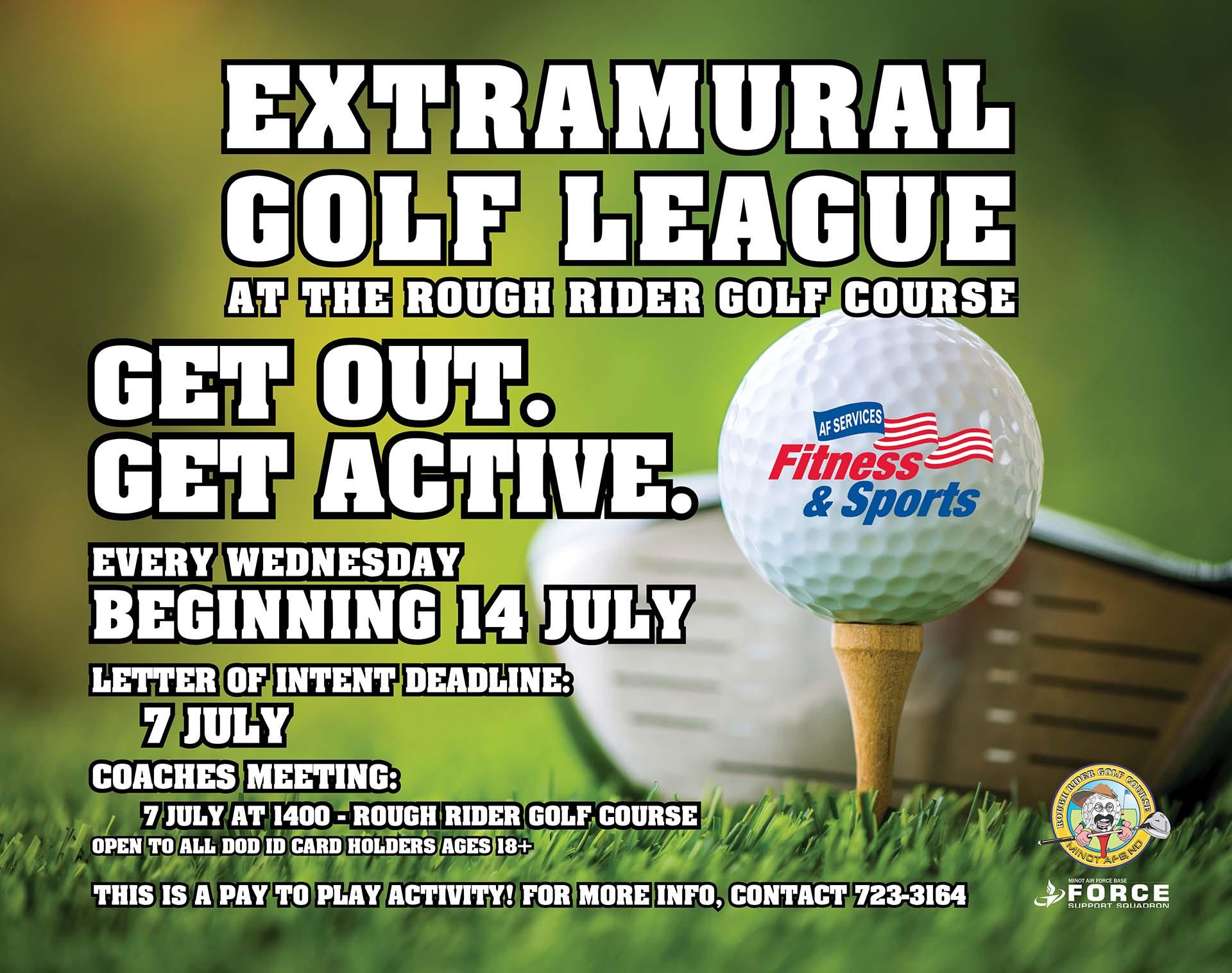 07.07 Extramural Golf