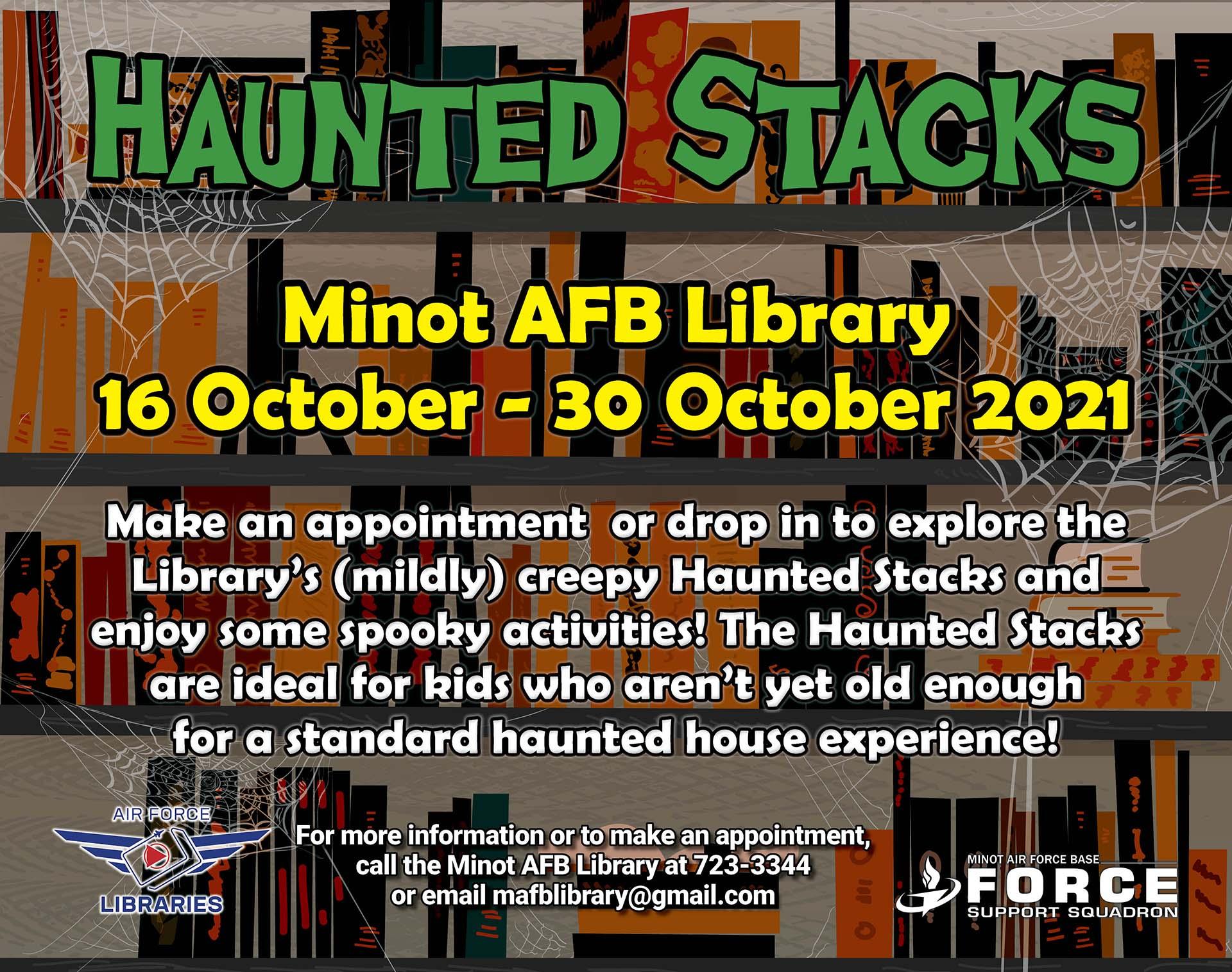 Haunted Stacks