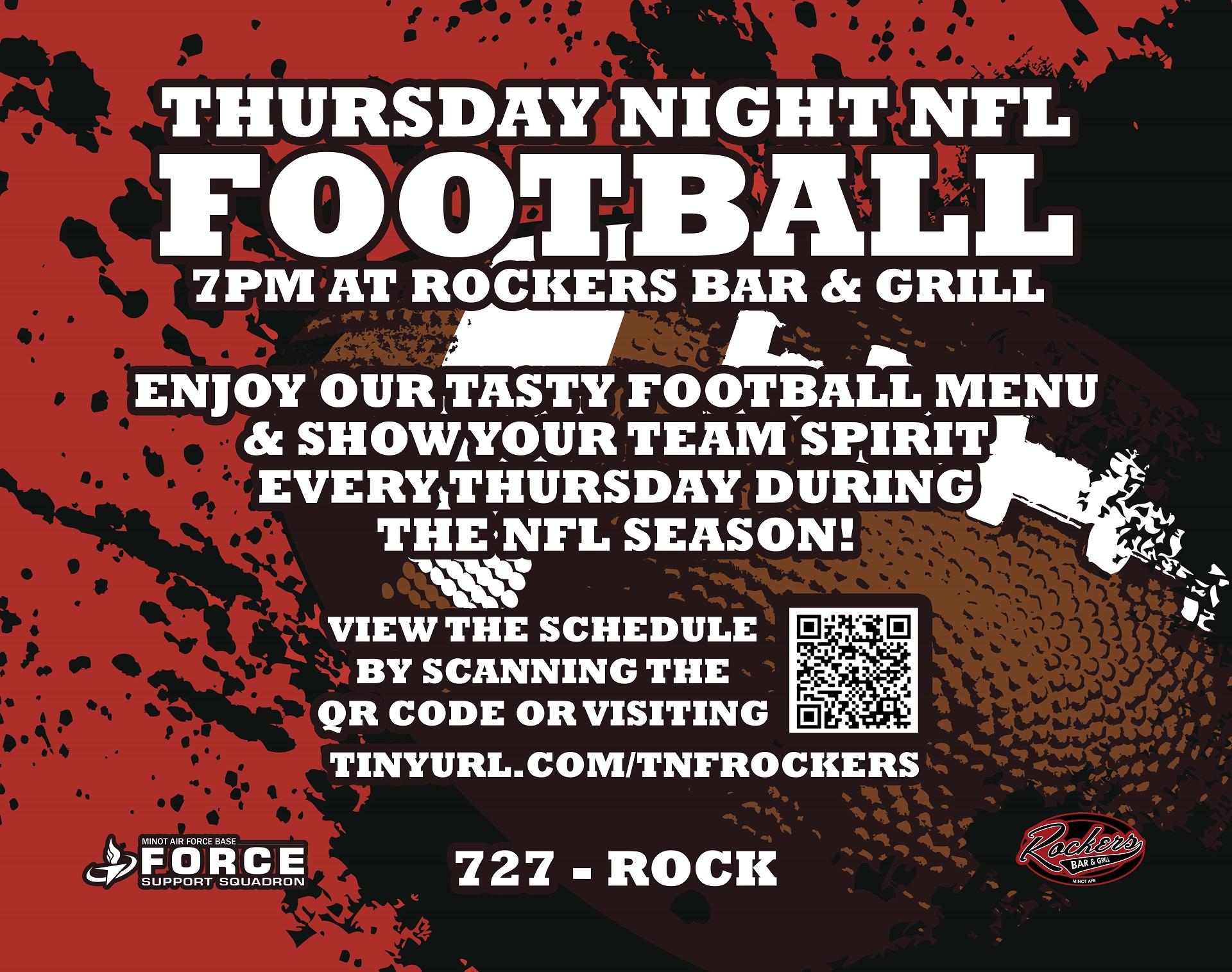 Thursday Night Football - SEP 21