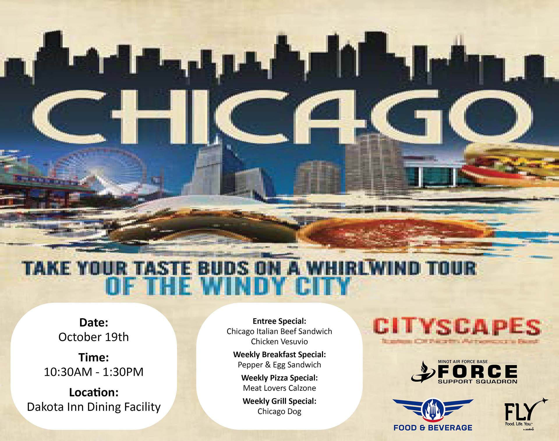 10.19 Cityscapes Chicago