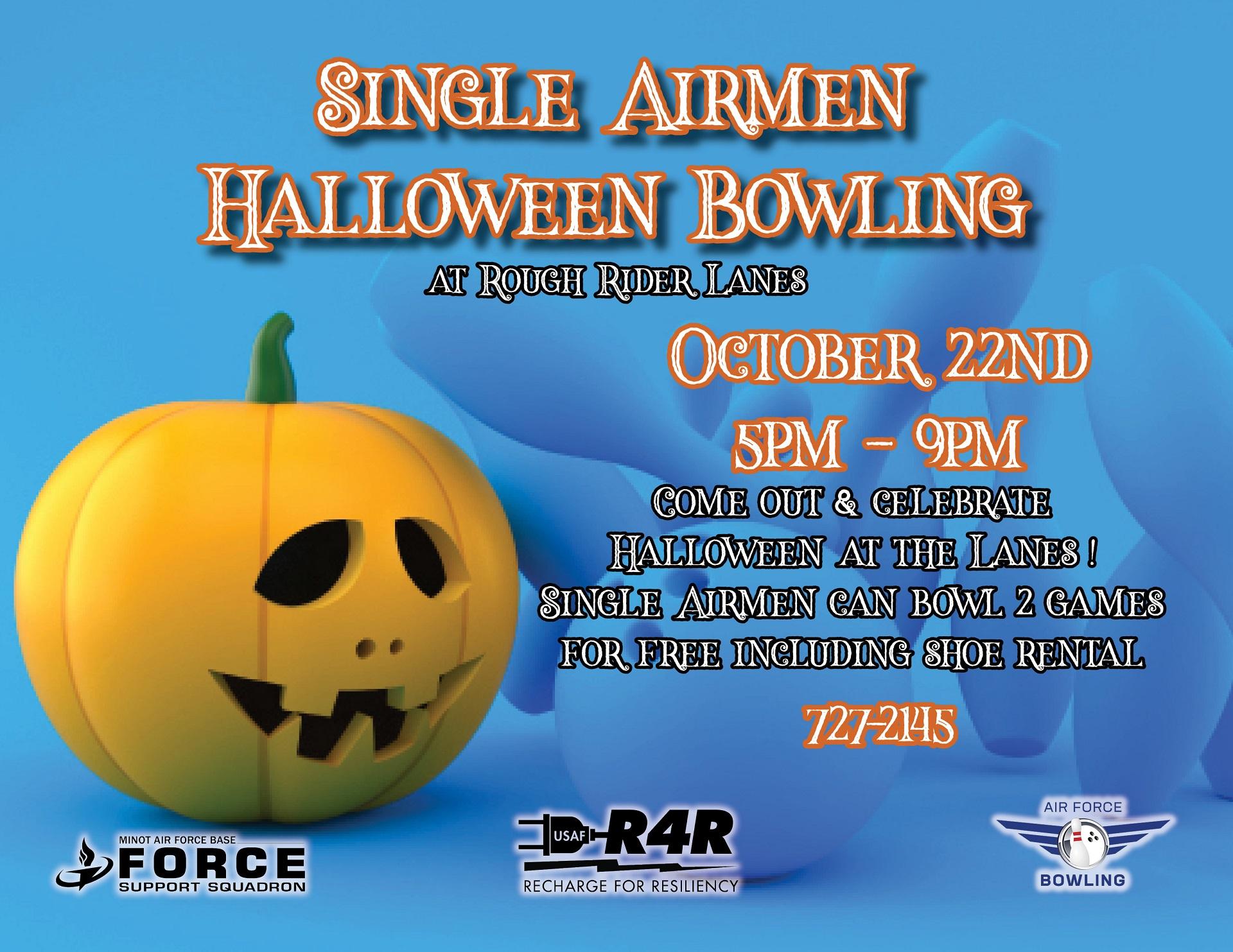 10.22 SA Halloween Bowling